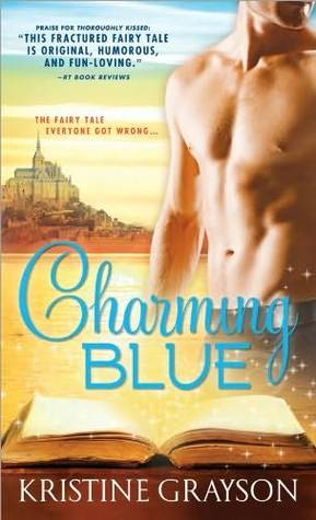 Review: Charming Blue by Kristine Grayson