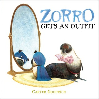 Zorro Gets an Outfit: with audio narration