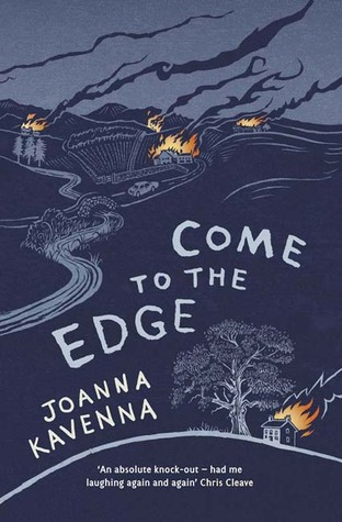 Cover of Come to the Edge by Joanna Kavenna