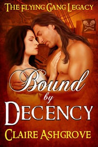 Review: Bound by Decency by Claire Ashgrove