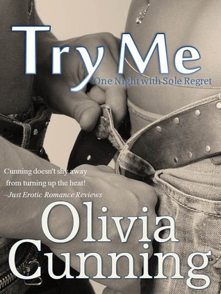 Post Thumbnail of Dual Review:Try Me by Olivia Cunning