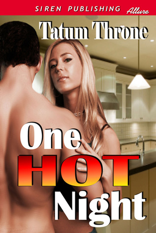 Review: One Hot Night by Tatum Throne
