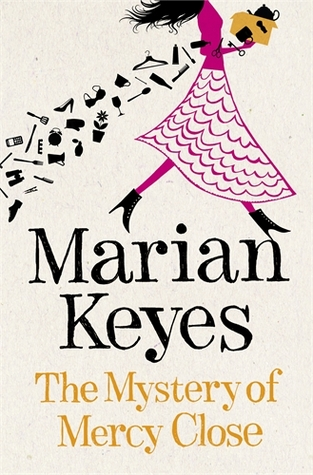 Cover of The Mystery of Mercy Close by Marian Keyes