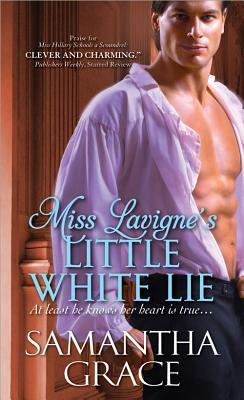 Miss Lavigne's Little White Lie (Beau Monde, #3)