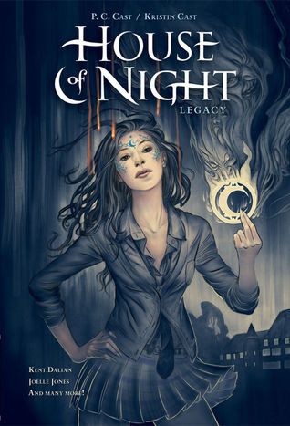 House of Night: Legacy (House of Night: The Graphic Novel, #1)