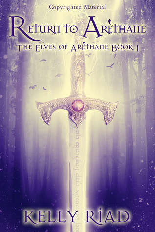 Return to Arèthane (The Elves of Arèthane)