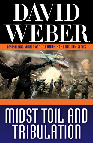 Cover for David Weber's Midst Trial and Tribulation