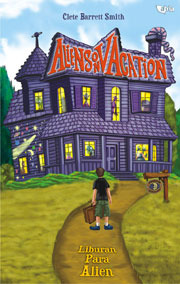 Review Buku Aliens on Vacation