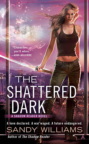 The Shattered Dark (McKenzie Lewis #2)