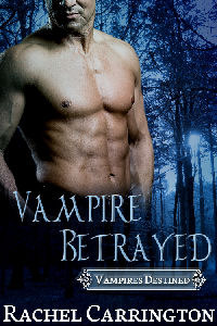 Vampire Betrayed (Vampires Destined #3) by Rachel Carrington