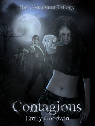 Contagious (The Contagium Trilogy, #1)