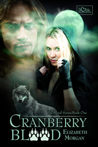 Cranberry Blood by Elizabeth Morgan