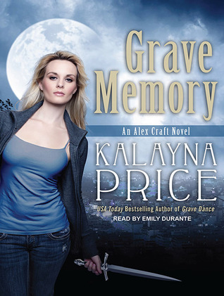 Audio Review: Grave Memory by Kalayna Price