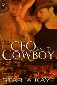 Review: The CEO and the Cowboy by Starla Kaye
