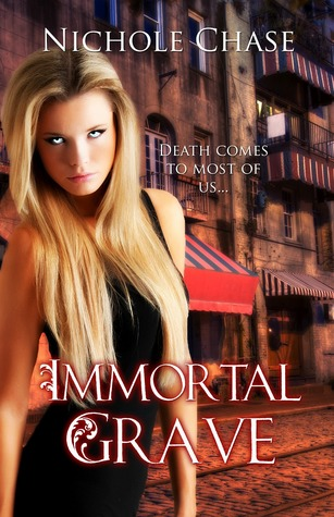Immortal Grave (Dark Betrayal Trilogy #3)