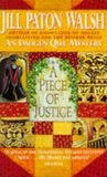A Piece of Justice (An Imogen Quy, #2)