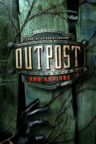 Outpost by Ann Aguirre (Razorland #2) // VBC review