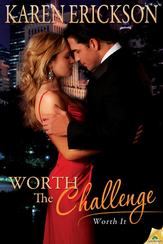 Post thumbnail of Review: Worth the Challenge by Karen Erickson