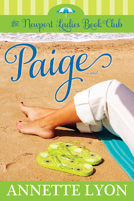 Paige (The Newport Ladies Book Club #3)