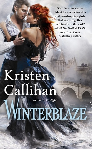 Winterblaze (Darkest London, #3)