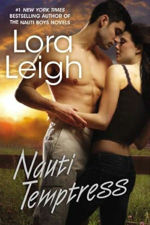 Nauti Temptress (Nauti Girls, #1)