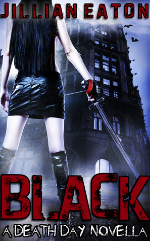 Black (Death Day, #2)