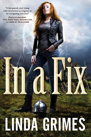 In a Fix by Linda Grimes is a new urban fantasy about human chameleons