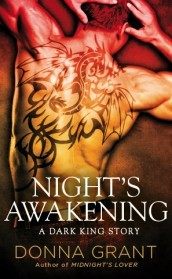 Night's Awakening (Dark Kings, #2)
