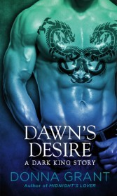 Dawn's Desire (Dark Kings, #3)