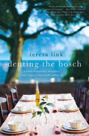 Denting the Bosch cover