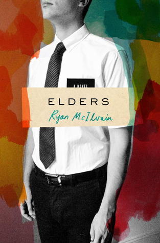 Book cover: Elders by Ryan McIlvain