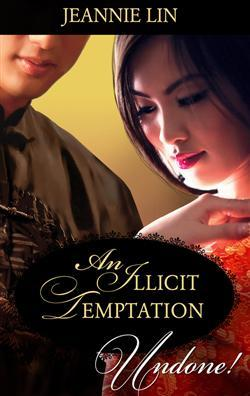 Post thumbnail of Review: An Illicit Temptation by Jeannie Lin
