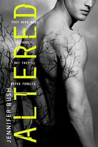 Book We Covet: Altered by Jennifer Rush