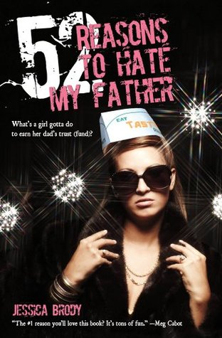 52 Reasons to Hate My Father book cover