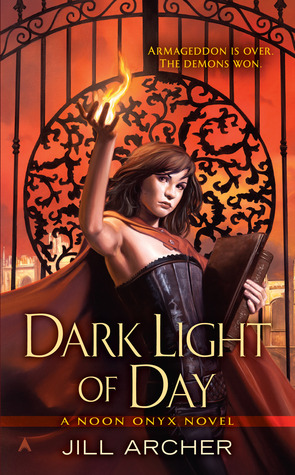 Sue Reviews: Dark Light of Day by Jill Archer (ARC)