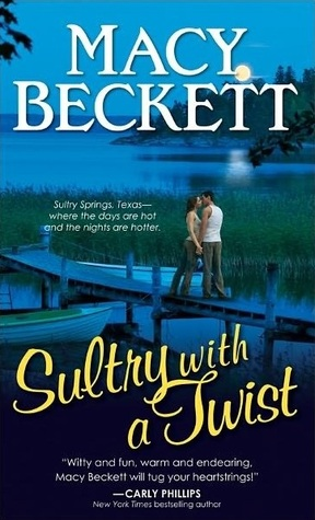 Post Thumbnail of ARC Review: Sultry with a Twist by Macy Beckett