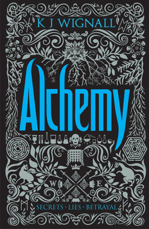 Alchemy (Mercian Trilogy, #2)