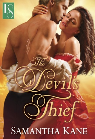 Review & Giveaway: The Devil's Thief by Samantha Kane