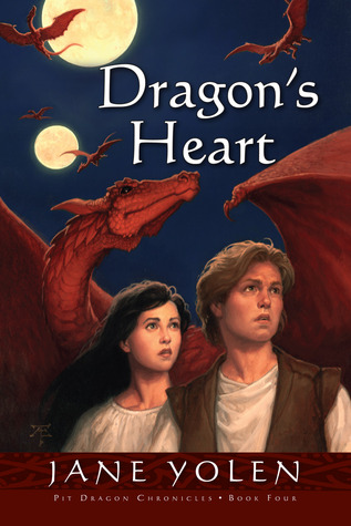 Dragon's Heart (The Pit Dragon Chronicles, #4)
