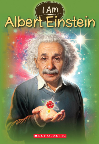 I Am #2: Albert Einstein