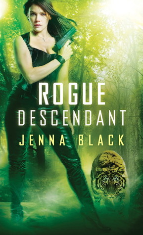 Rogue Descendant by Jenna Black (Nikki Glass #3)