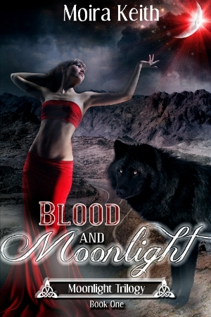 Blood and Moonlight (Moonlight, Book 1)