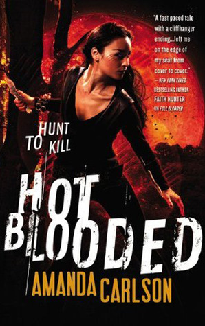 Hot Blooded (Jessica McClain, #2)