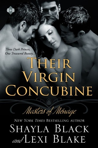 Their Virgin Concubine (Masters of Ménage, #3)