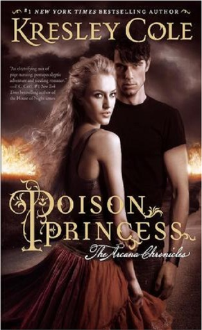 Poison Princess by Kresley Cole // VBC review