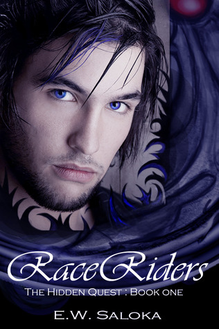 Race Riders (The Hidden Quest, #1)