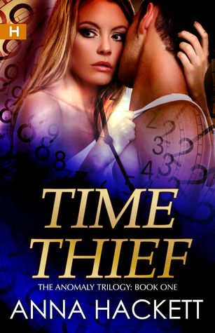 Review: Time Thief by Anna Hackett