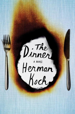 Book cover: The Dinner by Herman Koch