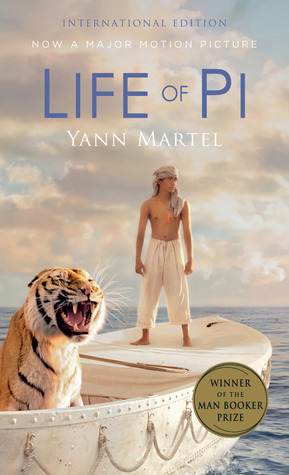 Life of Pi (International Edition, Movie Tie-In)