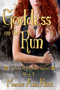 Goddess On The Run